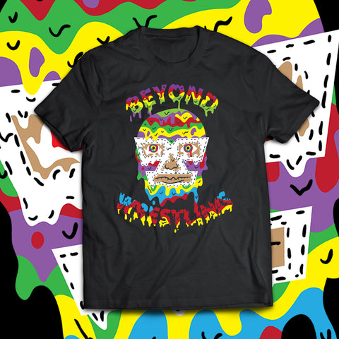 BEYOND Luchador Style T-Shirt