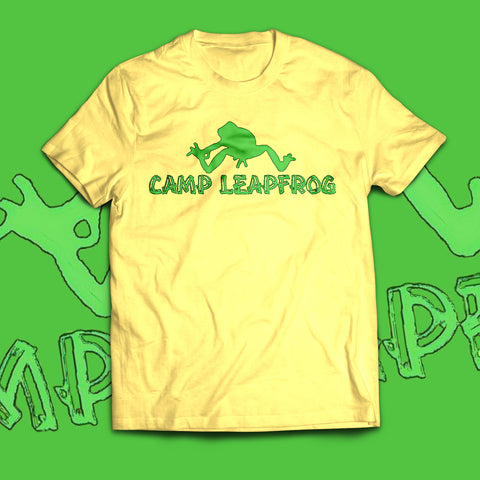 Camp Leapfrog Soft T-Shirt