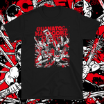 "Guanatos Hardcore Crew ""Bloodbath"" Soft T-Shirt"