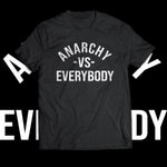 "SLA ""Anarchy vs Everybody"" T-Shirt"