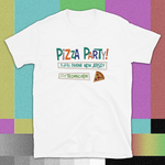 "Pizza Party Wrestling ""Technicolor"" Soft T-Shirt"