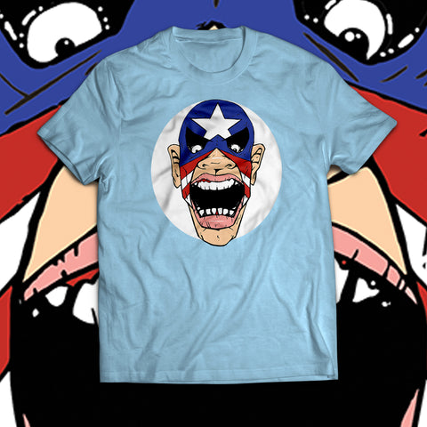 Beyond Americanrana Ring Canvas T-Shirt