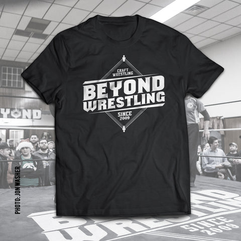"Beyond ""Craft Wrestling"" Soft T-Shirt"