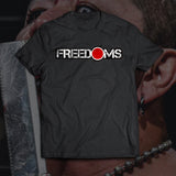 FREEDOMS Soft T-Shirt (Multi-Colors)