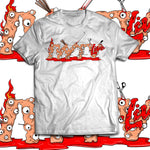 "IWTV ""Deathmatch Monsters"" Soft T-Shirt"