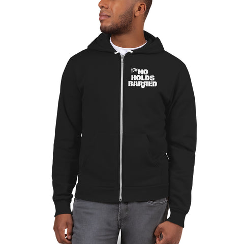 "ICW ""No Holds Barred"" Zip-Up Hoodie"