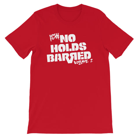 "ICW ""No Holds Barred Vol 2"" T-Shirt"