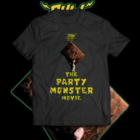 "PHW ""The Party Monster Movie"" T-Shirt"