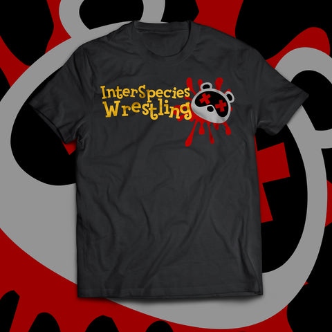 "Inter Species Wrestling ""Roadkill Crossing"" Soft T-Shirt"