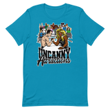 "Uncanny Attractions ""Over The Top"" Premium T-Shirt"