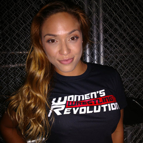 Women's Wrestling Revolution Short-Sleeve Unisex T-Shirt