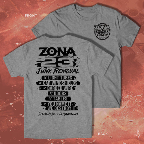 Zona 23 Junk Removal Services T-Shirt
