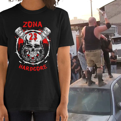 ZONA 23 Official Logo T-Shirt