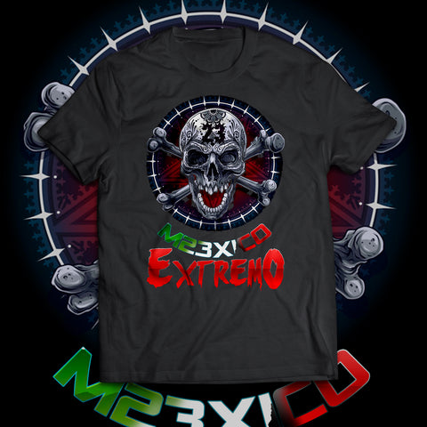 "Zona 23 ""Mexico Extremo"" Soft T-Shirt"