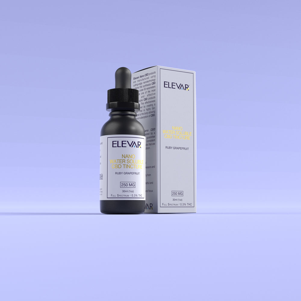 Full Spectrum Tincture (THC 0.3%) 250mg  - 30ml