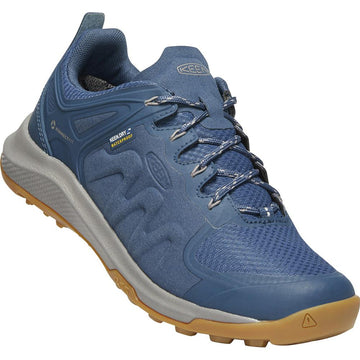 Women's Keen Explore Waterproof in Majolica Blue/ Satellite sku: 1022024