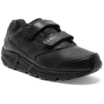 Men's Brooks Addiction Velcro - Medium in Black