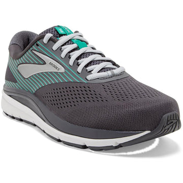 Women's Brooks Addiction 14 - Medium in Grey/ Teal