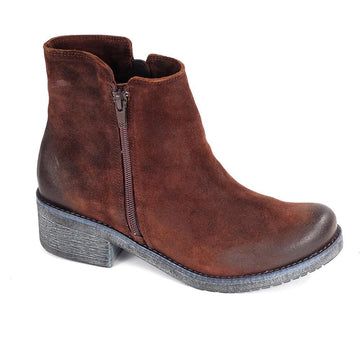 Women's Naot Wander in Brushed Seal Brown Suede sku: 17609-M05