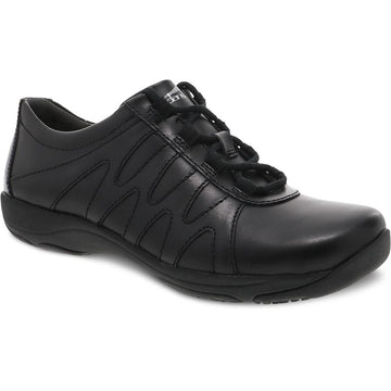 Women's Dansko Neena in Black Leather sku: 1955-020202