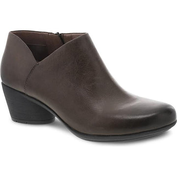 Women's Dansko Raina in Mushroom Burnished Nubuck sku: 3813-870200