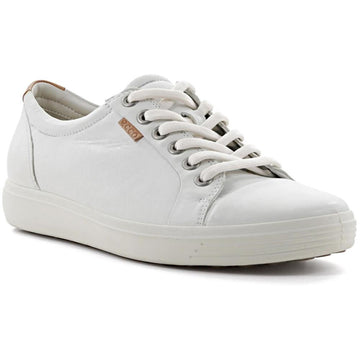 Women's ECCO Soft 7 Sneaker in White