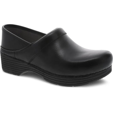 Women's Dansko LT Pro in Black Leather sku: 5200-100202
