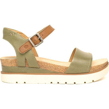 Women's Josef Seibel Clea 01 in Mint/ Kombi sku: 72801-128611