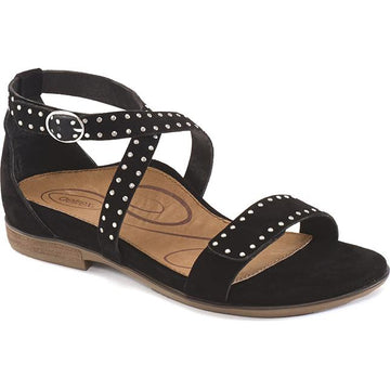 Womens Aetrex Hailey In Black