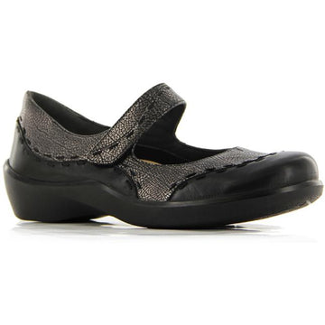 Women's Ziera GUMMIBEAR in BLACK/ANTIQUE PEWTER sku: GUMMI-BLKPEW