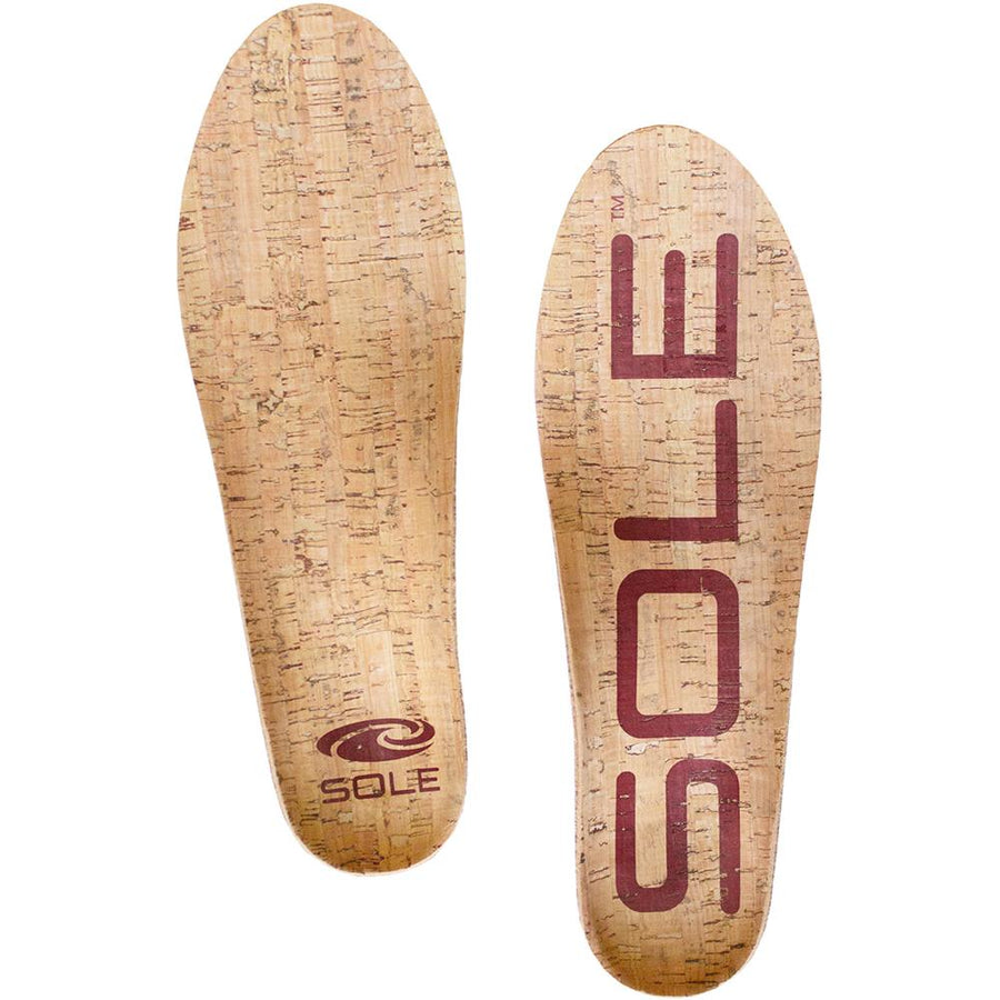 Sole ReCork Medium in Red