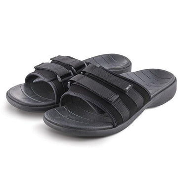 Mens Sole Mendocino Slide In Black
