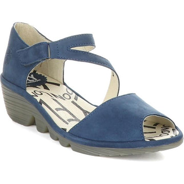 Women's Fly London Pona in Blue sku: P501156-002