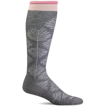 Women's Sockwell Full Floral in Charcoal sku: SW63W-850