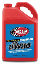 Load image into Gallery viewer, Red Line - 0W30 Motor Oil - quart