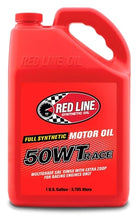 Load image into Gallery viewer, Red Line - 50WT Race Oil - quart