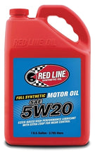Load image into Gallery viewer, Red Line - 5W20 Motor Oil - quart