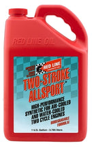 Load image into Gallery viewer, Red Line All Sport Two-Stroke Oil
