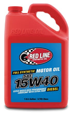 Load image into Gallery viewer, Red Line - 15W40 Diesel Oil - quart