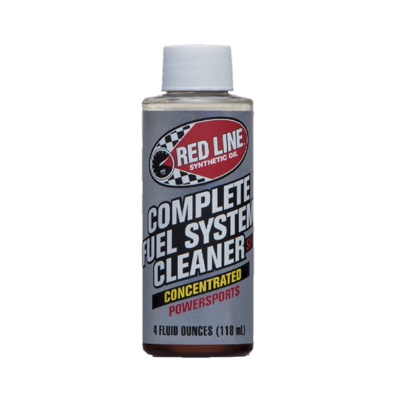 Red Line Complete Fuel System Cleaner - Powersports