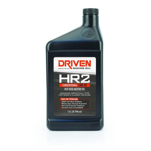 Driven HR-2 Conventional 10W-30 (1 Qt)