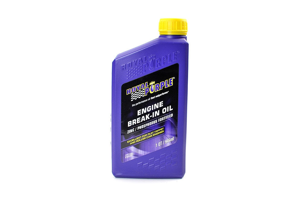 Royal Purple ENGINE BREAK-IN OIL