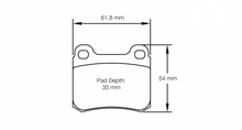 Load image into Gallery viewer, Pagid 1177 Brake Pad