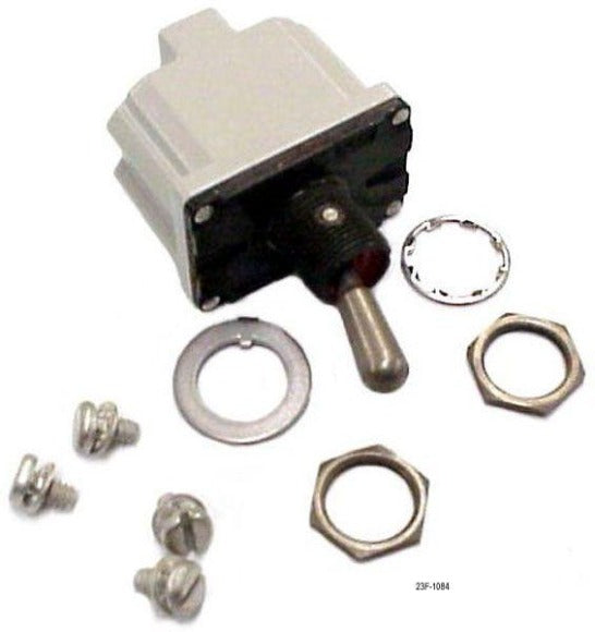 Aircraft Sealed Toggle Switch - SPST Momentary