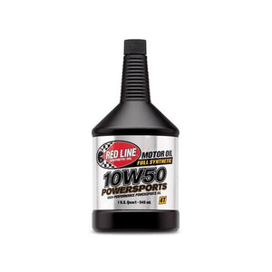 Red Line 10W50 Powersports Oil®