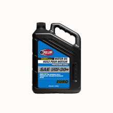 Load image into Gallery viewer, Red Line Professional - Series 5W30TD Euro Motor Oil