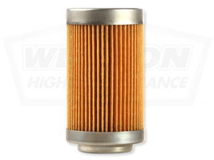Weldon In-Line Fuel Filters- Cellulous - 8 ORB Ports
