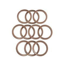 Load image into Gallery viewer, Goodridge Copper Crush Washers