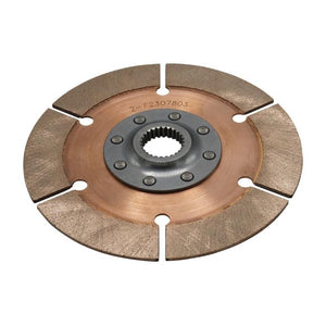 "Tilton Metallic Clutch Disc Packs - 7.25"" Disc Packs Standard and Non Standard"