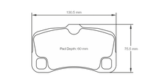 Load image into Gallery viewer, Pagid 8006 Brake Pad